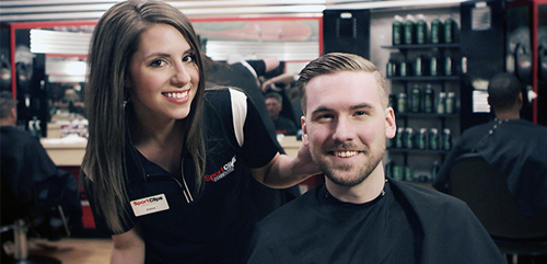 Sport Clips Haircuts of Wentzville Haircuts
